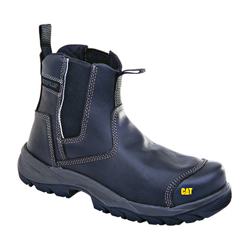 cat propane black safety boot