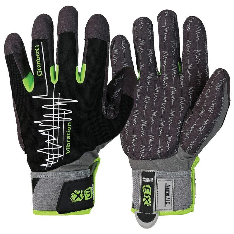 granberg gloves anti-vibration gloves 107.4330