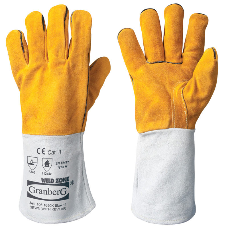 granberg welding gloves