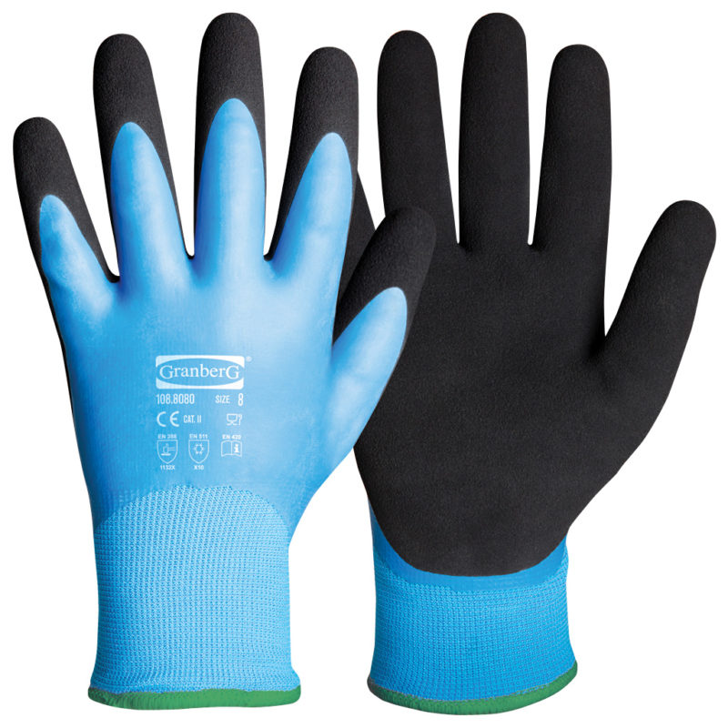 granberg waterproof freezer glove