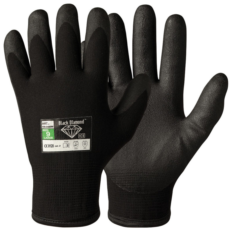 granberg black freezer glove