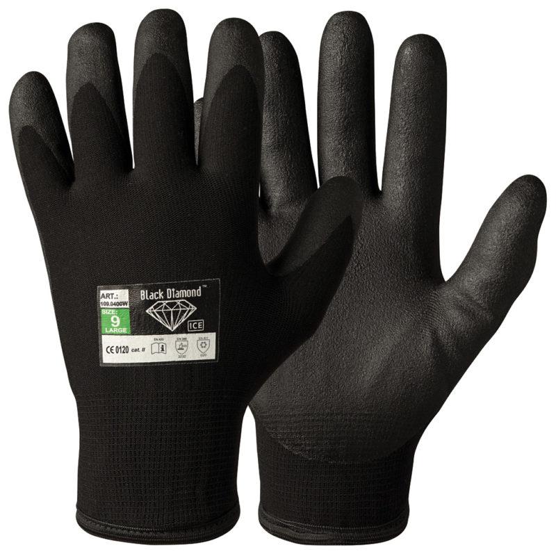granberg black freezer glove