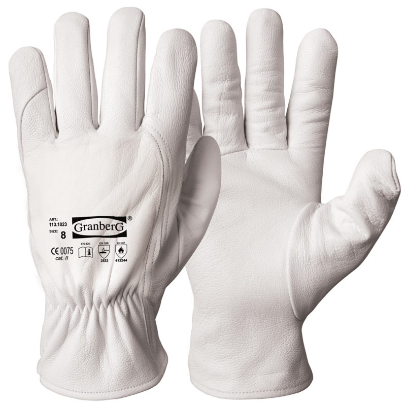 granberg heat resistant gloves
