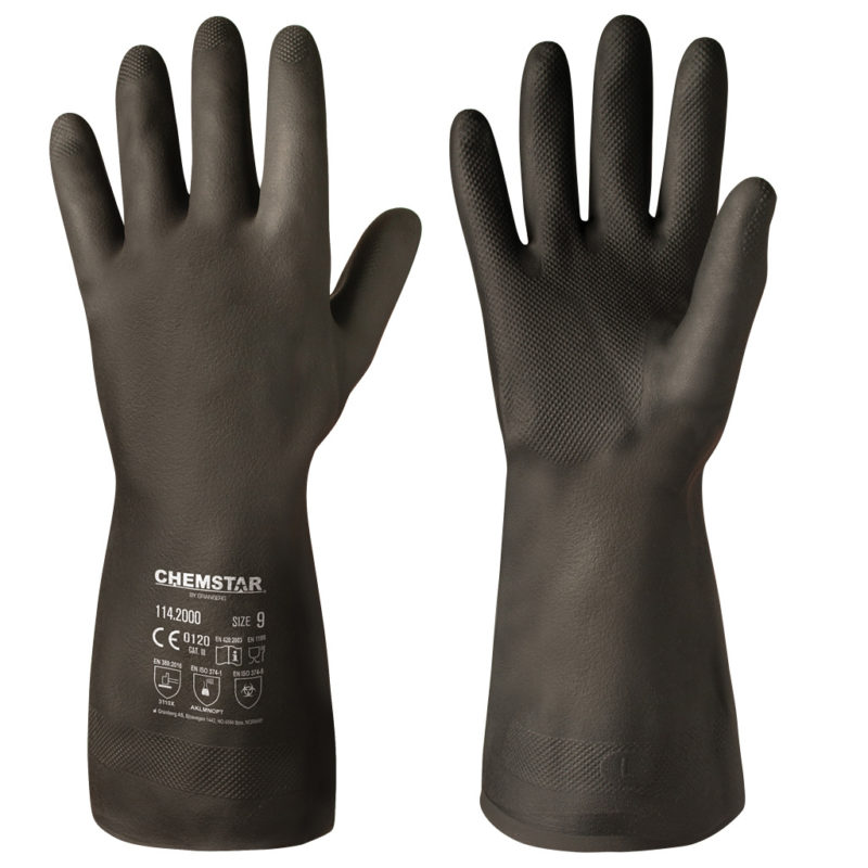 granberg chemstar safety gloves