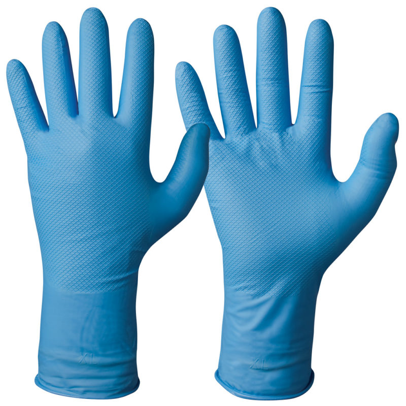 granberg food approved nitrile safety gloves
