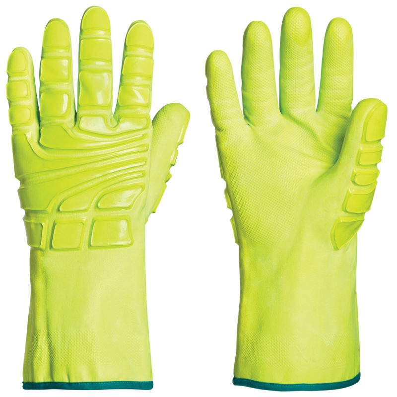 granberg short chemical resistant gloves