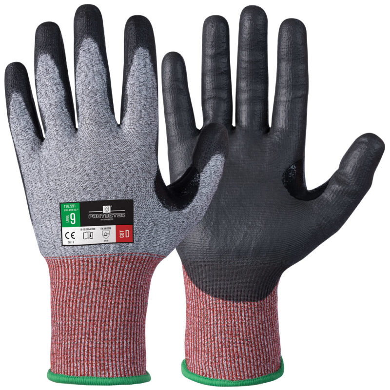granberg cut resistant coating glove
