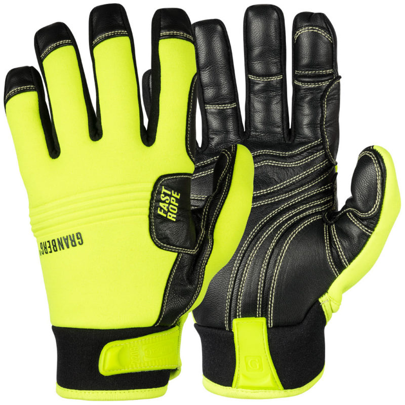 granberg fast rope tactical gloves