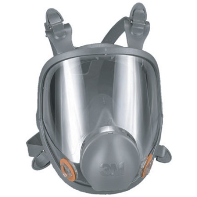 3m respiratory 6000 full face mask
