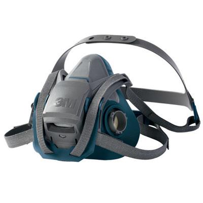 3m respiratory 6500 QL half face mask
