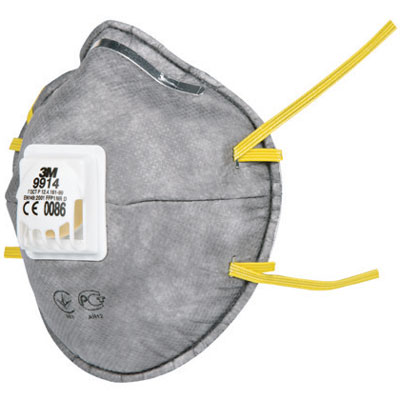 3m respiratory 9914 dust mask