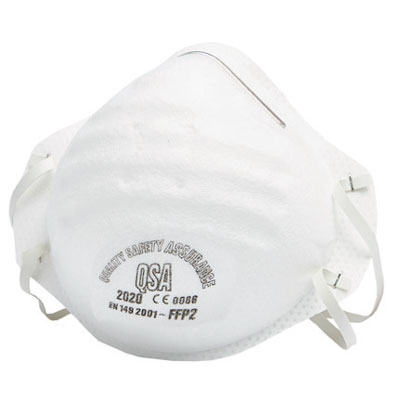 QSA 2020 respiratory dust mask