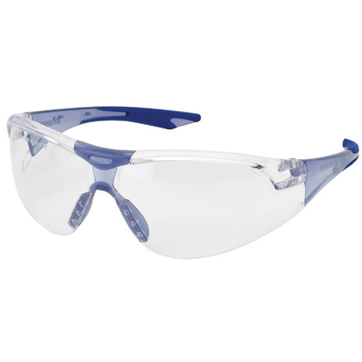 blue anti fog safety spectacle