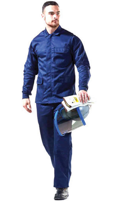 arc flash suit conti