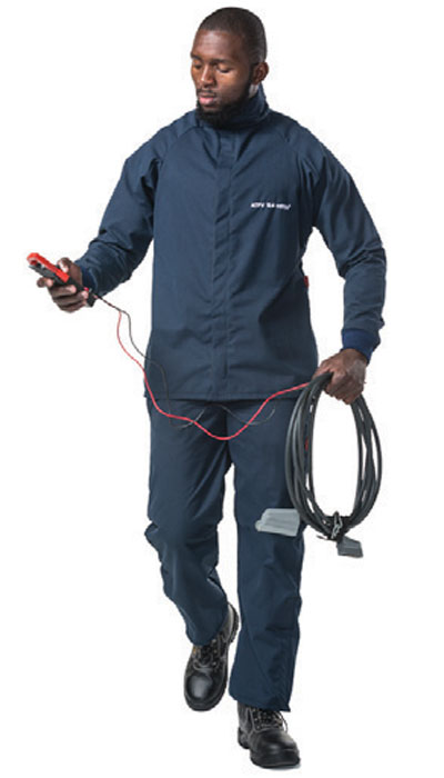 arc flash suit eskom spec