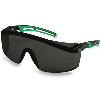 uvex astrospec dark safety spectacles