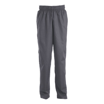 grey bag pants