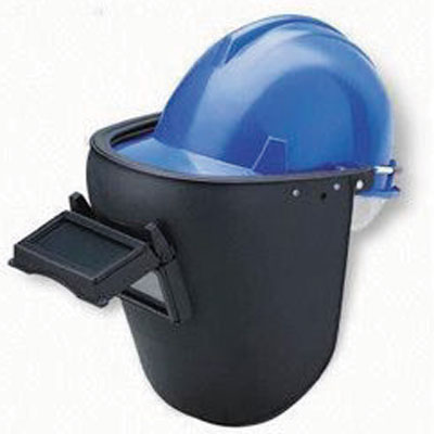 clip on welding helmet