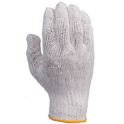 cotton crochet glove