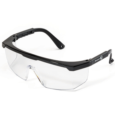 eurospec clear safety spectacles