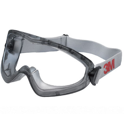 3m slim design safety goggles