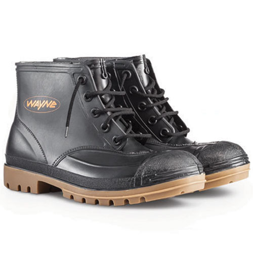 wayne footwear miner safety shoe