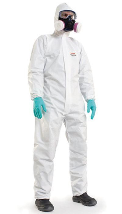 Honeywell disposable suit mutex 2