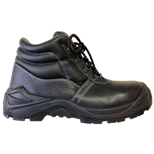 parson black safety boot
