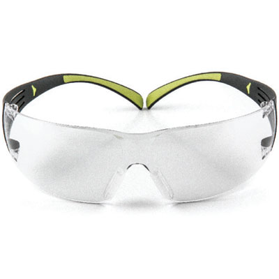 securefit green safety spectacles