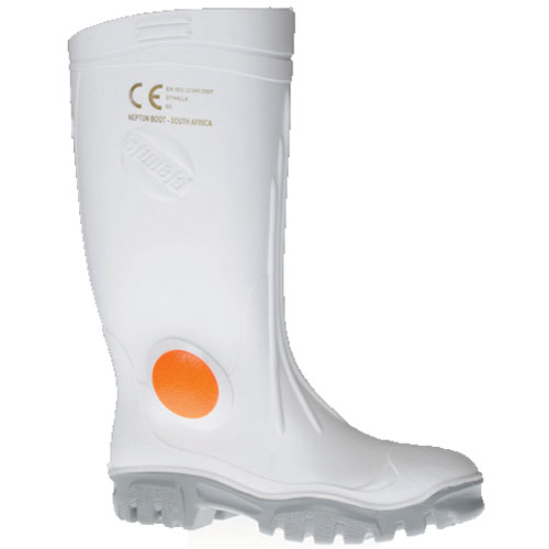 shosholoza white gumboot