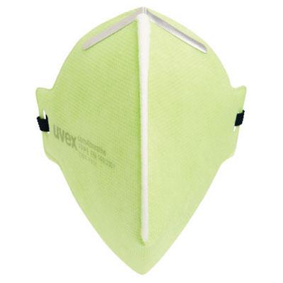 uvex respiratory ffp2 dust mask
