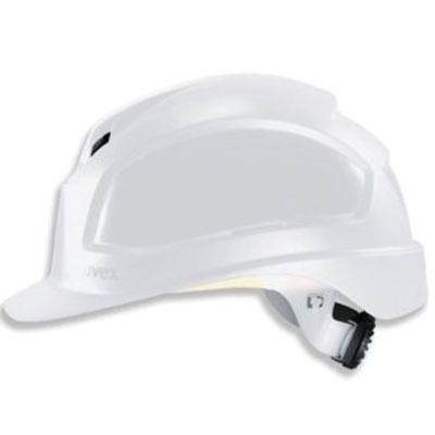 uvex pheos white helmet