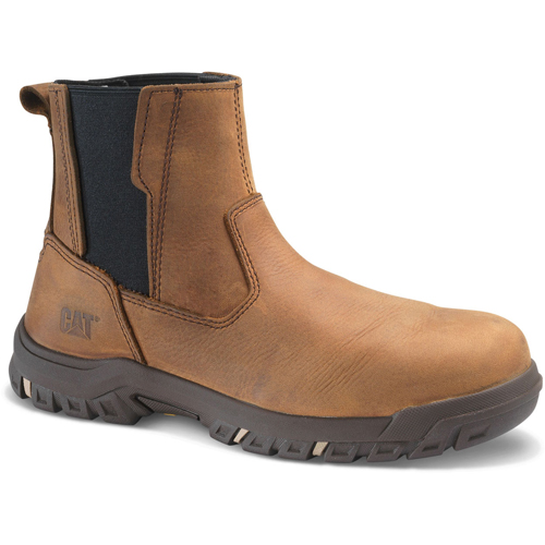 cat abbey tan ladies boot