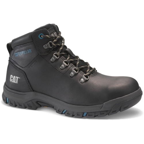 caterpillar mae ladies safety boot