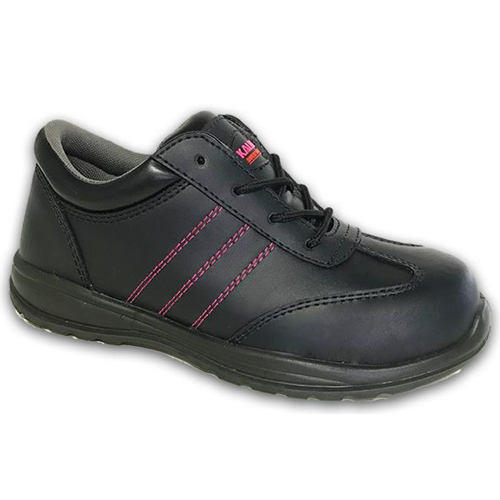 celeste safety shoe
