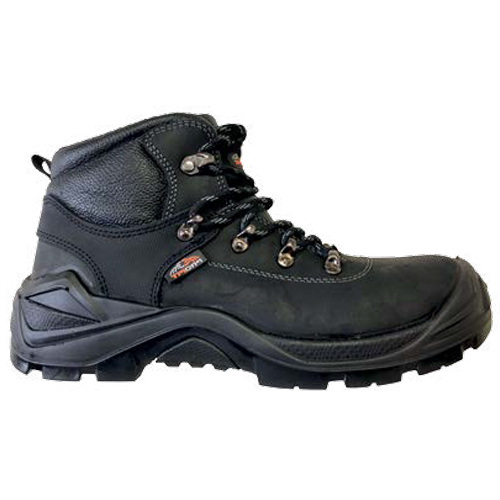 goliath black safety boot