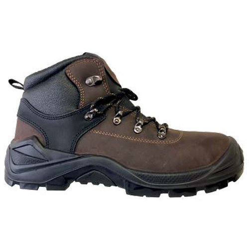 goliath brown safety boot