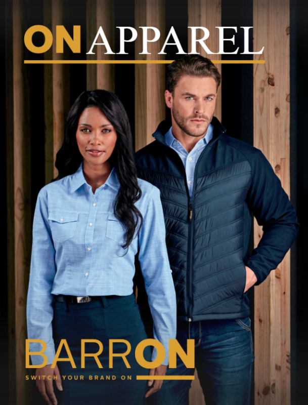 barron corporate clothing catalogue