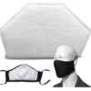 nikki reusable fabric mask filters which are sold separately