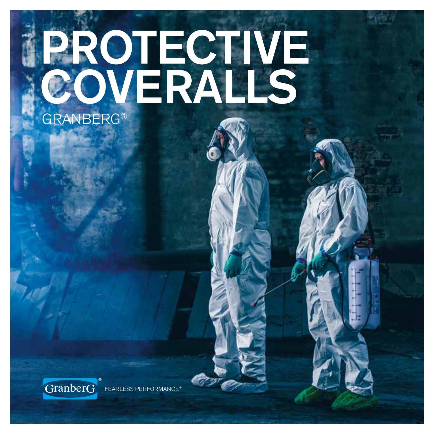 granberg protective coveralls
